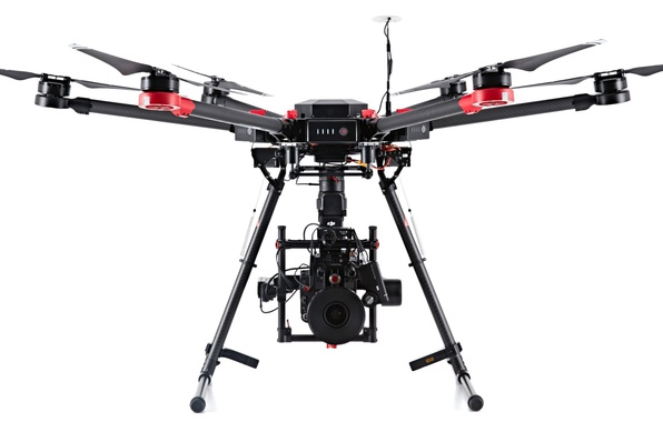 Photo wallpaper high technology, drone, dji matrix, technology, quadcopter, high tec