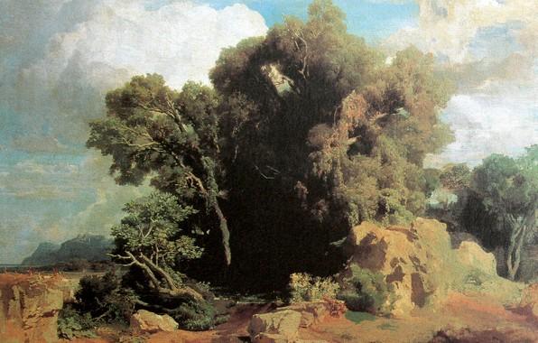 Picture Landscape, 1851, Arnold .. ..