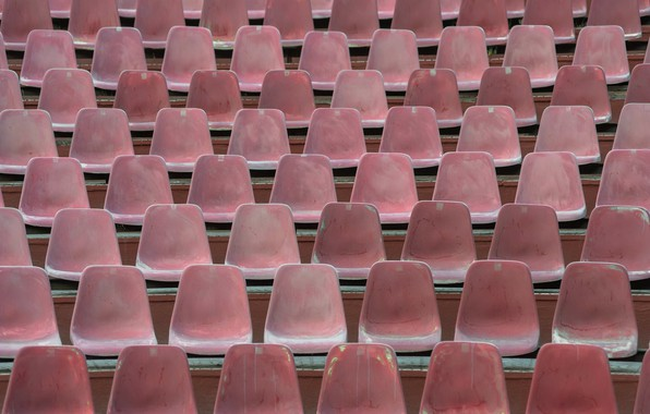 Picture background, chairs, stadium