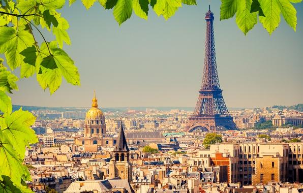 Picture France, Paris, Home, The city, Eiffel Tower