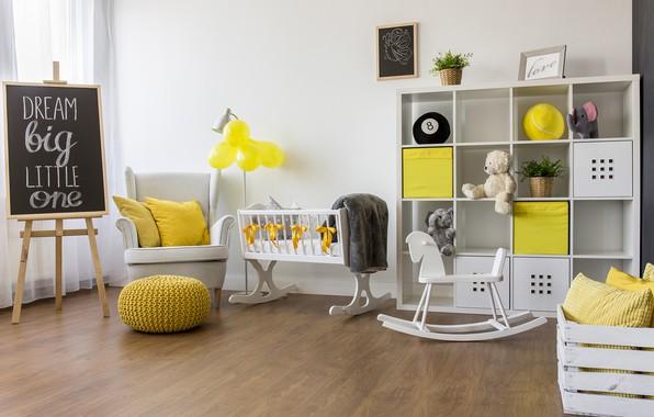 Picture room, toys, Board, children's, cot
