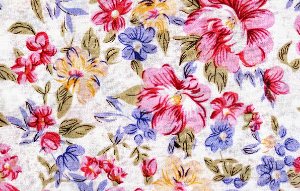 Picture flowers, background, texture, texture, Vintage, Background, floral