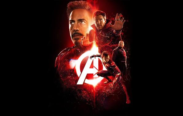 Wallpaper fiction, Iron Man, comic, Captain America, Chris