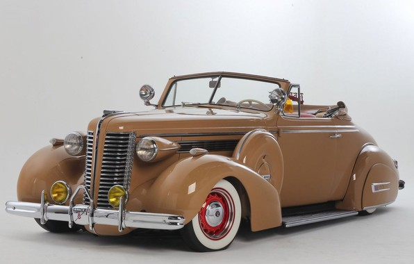Picture 1938, Lowrider, Convertible, Custom, Buick