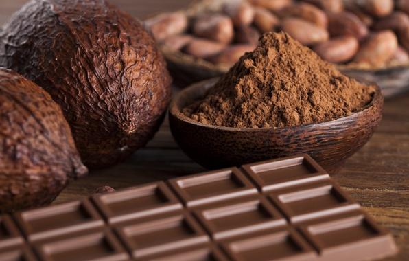 Picture grain, chocolate, walnut, bowl, nuts, chocolate, bitter chocolate, nuts, cocoa, cocoa, corn, bowl, nut, dark ...