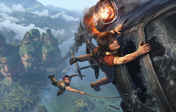 Picture Uncharted, Naughty Dog, Sony Interactive Entertainment, Uncharted: The Lost Legacy
