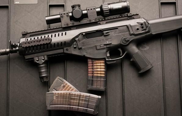 Picture weapons, machine, weapon, Beretta, assault rifle, assaul rifle, ARX