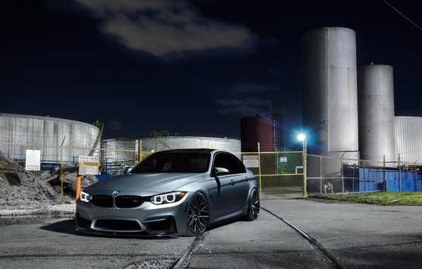 Picture BMW, Light, Silver, F80, Sight, LED