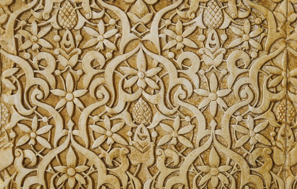 Picture background, wall, pattern, ornament, vintage, pattern, East, arab, Arab
