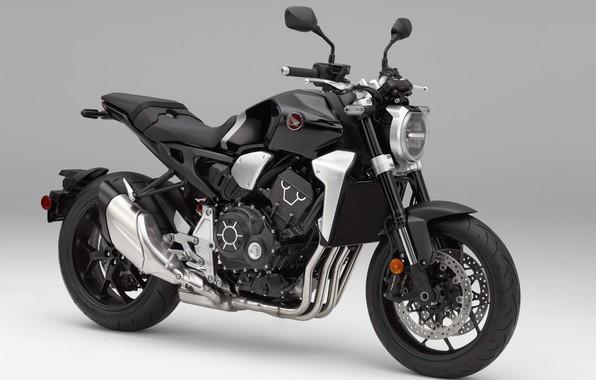 Picture Honda, moto, bike, power, 2018, Naked, CB1000R
