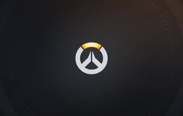 Picture logo, game, Overwatch