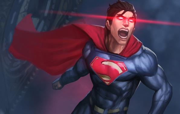 Picture Art, Superman, DC Comics
