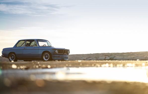Wallpaper Auto, Blue, Retro, BMW, Machine, Classic, Car, 1966, Louis ...