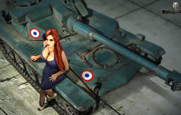 photo of girls танки № 31803