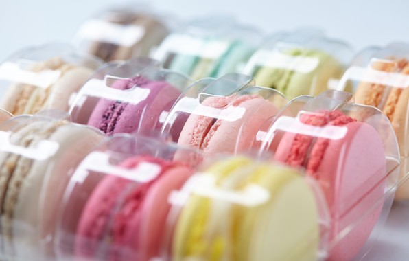 Picture colorful, dessert, sweet, sweet, dessert, cookies, macaron, almond, macaroon
