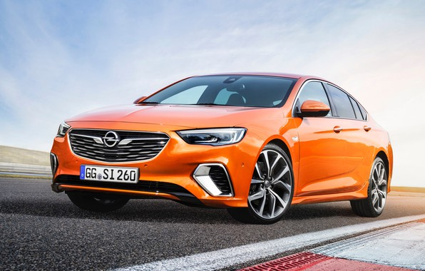 Picture Insignia, Opel, sedan, 2018, GSi