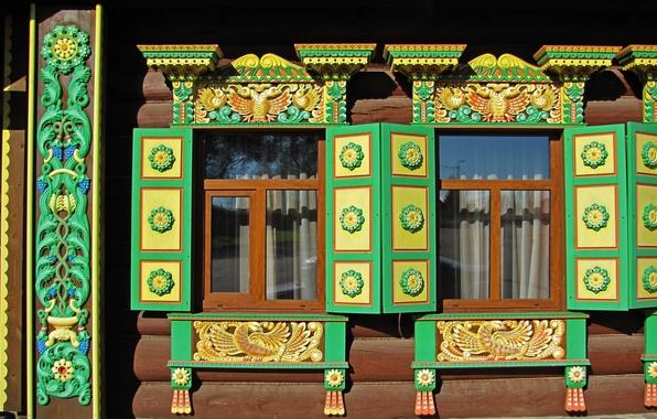 Picture Windows, Patterns, Russkie okna