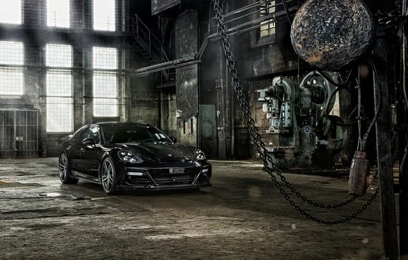 Picture Porsche, Panamera, Porsche, Panamera, TechArt