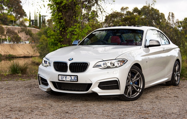 Picture BMW, coupe, BMW, F22, Coupe
