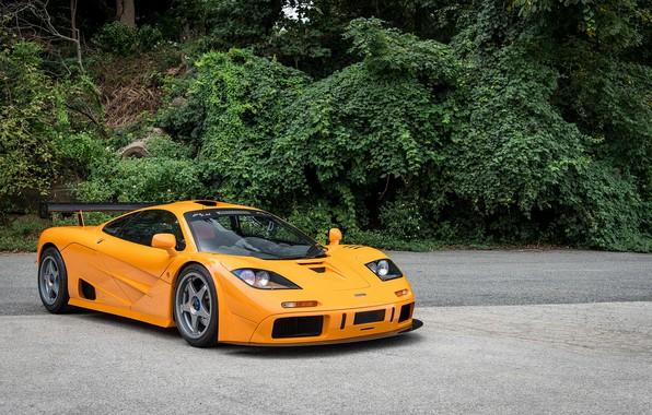 Picture McLaren, Yellow