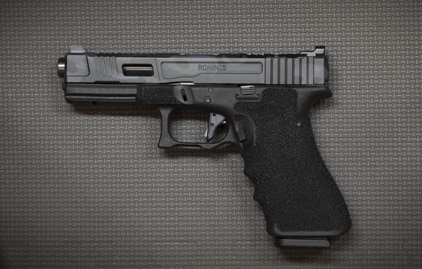 Picture gun, background, RONIN, FI X Griffon