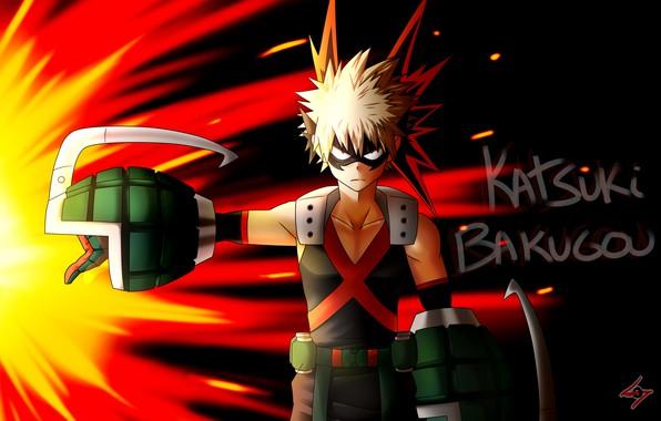 Wallpaper Anime Art Boku No Hero Academy My Hero