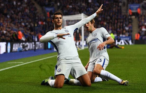 Wallpaper Football, Premier League, Spain, Chelsea