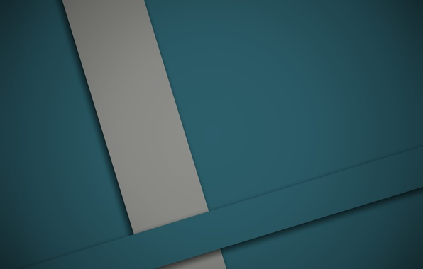 Picture line, grey, blue, geometry, design, material