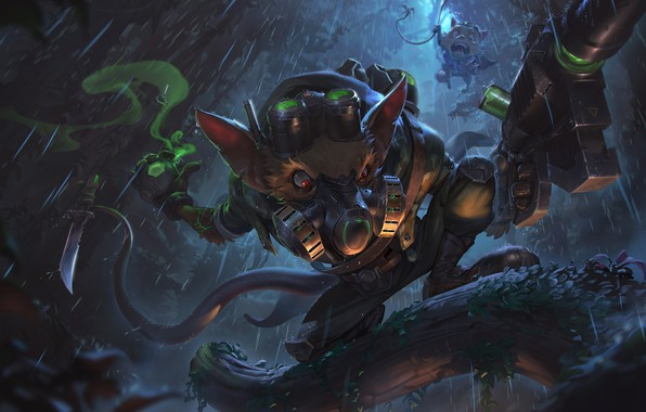 Picture weapons, anger, dog, Omega Squad Twitch Splash