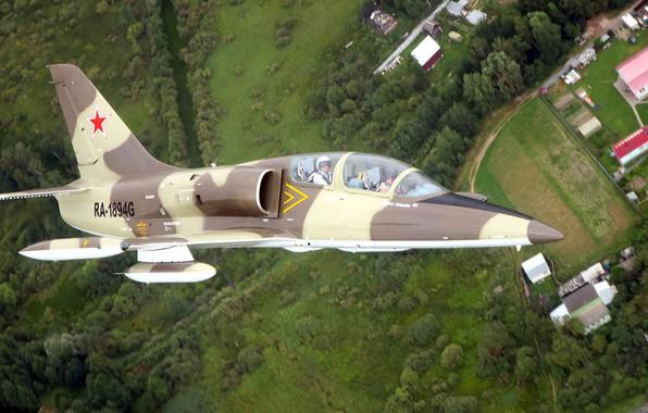 Picture Albatross, Albatros, Aero Vodochody, Czechoslovak training jet, L-39С, standard modification
