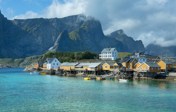 Picture Norway, Norway, Pure, Sakrisoy