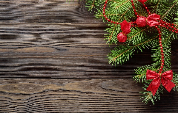 Picture tree, New Year, Christmas, wood, merry christmas, decoration, xmas