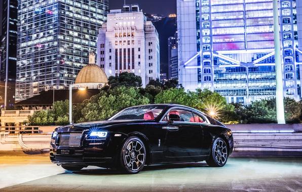 Picture Rolls-Royce, rolls-Royce, Wright, Wrath
