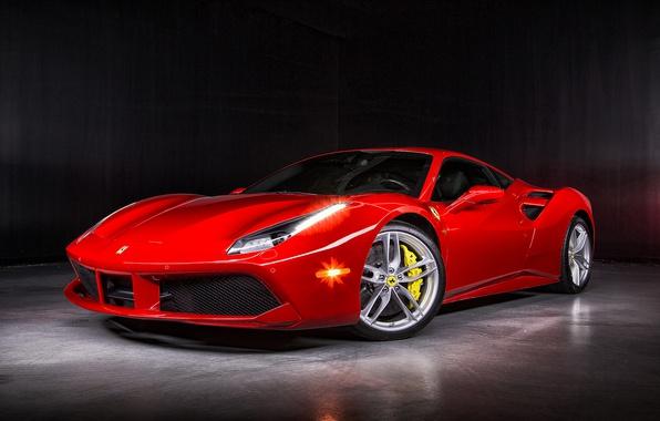 Picture Ferrari, supercar, Ferrari, 488 GTB