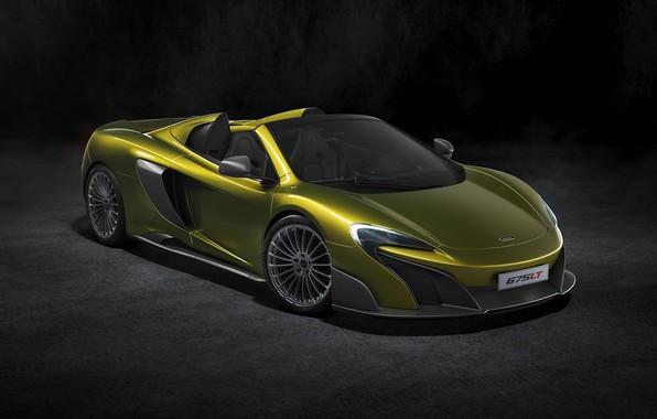 Picture McLaren, supercar, Spider, 675LT