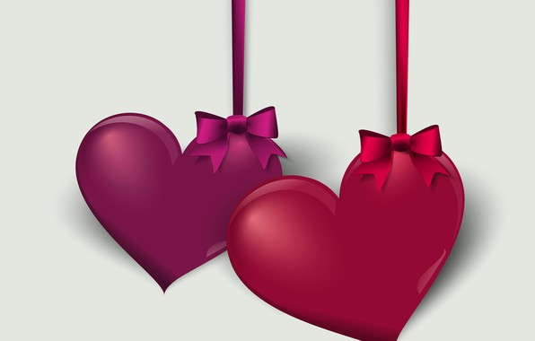 Picture heart, graphics, vector, Valentine's Day