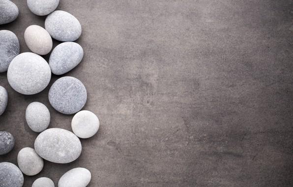 Picture stones, background, stones, spa, zen