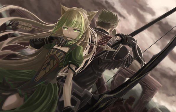Photo wallpaper art, fate/apocrypha, anime, fate/grand order