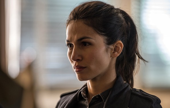 Picture the film, frame, Elodie Yung, Elodie Yung, The Hitman's Bodyguard, Bodyguard killer