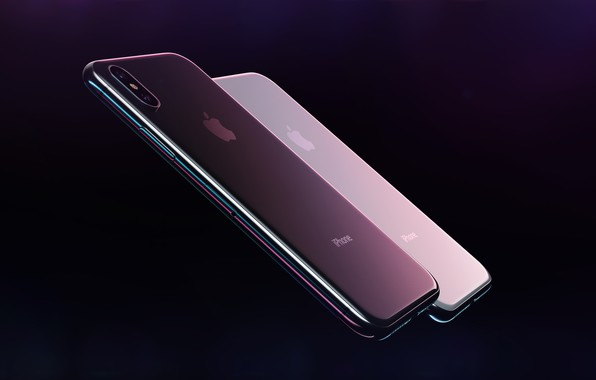 Picture Apple, smartphone, IPhone, iPhone X