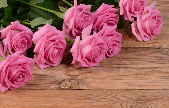 Picture flowers, background, Board, roses