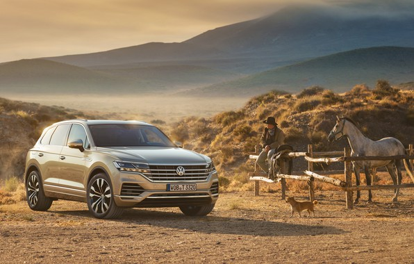 Picture TDI, Volkswagen, Touareg, 2018, ranch, Atmosphere