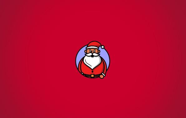 Picture new year, Santa Claus, Santa Claus