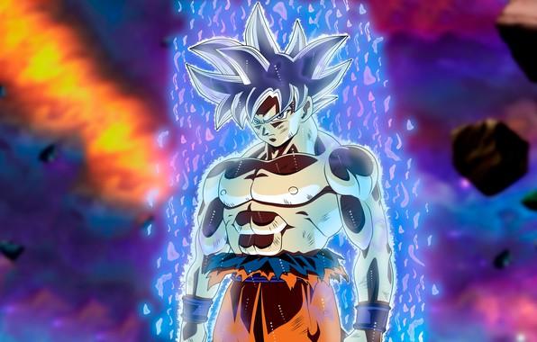 Picture Games, Anime, Ball Super, Ultra Instinct Goku