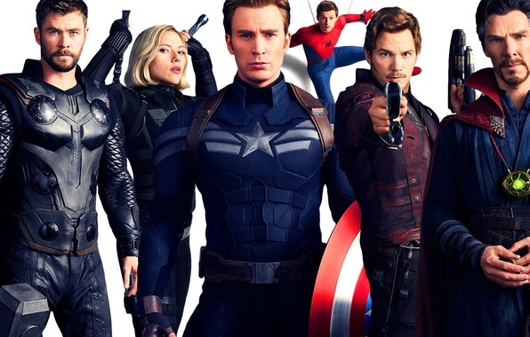 Picture fiction, movie, the film, characters, Avengers: Infinity War