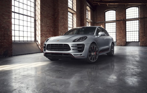 Picture grey, Windows, Porsche, the room, Macan Turbo, Exclusive Performance Edition