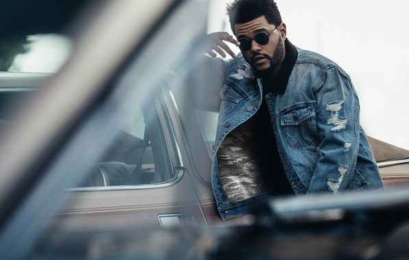 Picture Puma, Singer, The Weeknd