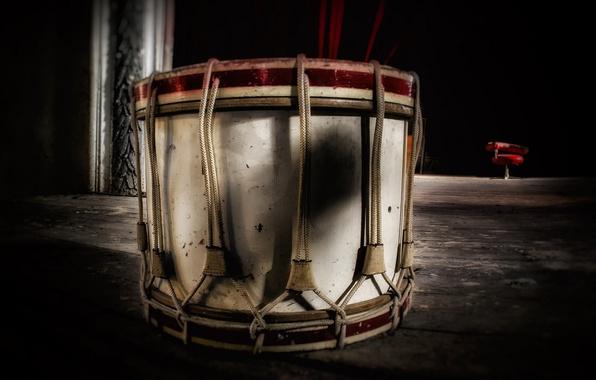 Picture music, drum, shock