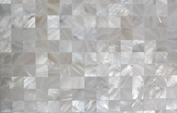 Picture mosaic, background, texture, cell, mother of pearl, mosaic tile, pearlescent sheen