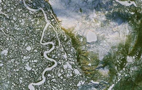 Picture Canada, Delta, Mackenzie River